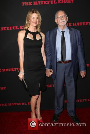 Laura Dern and Bruce Dern