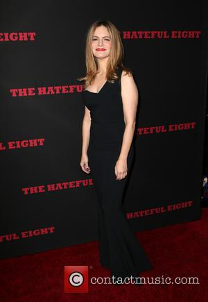 Jennifer Jason Leigh - Premiere of The Weinstein Company's 'The Hateful Eight' at ArcLight Cinemas Cinerama Dome - Red Carpet...