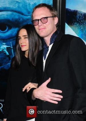 Jennifer Connelly , Paul Bettany - New York premiere of 'In the Heart of the Sea' held at Frederick P....