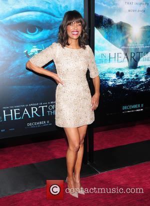 Aisha Tyler - New York premiere of 'In the Heart of the Sea' held at Frederick P. Rose Hall -Arrivals...