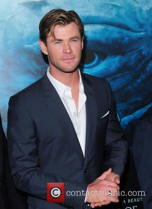 Chris Hemsworth - New York premiere of 'In the Heart of the Sea' held at Frederick P. Rose Hall -Arrivals...