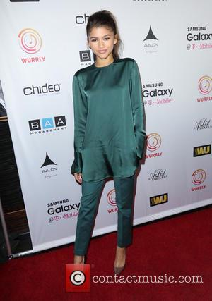 Zendaya - T-Boz Unplugged held at Avalon Hollywood - Arrivals - Los Angeles, California, United States - Monday 7th December...