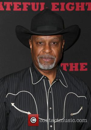 James Pickens , Jr. - Premiere of The Weinstein Company's 'The Hateful Eight' - Arrivals at ArcLight Cinemas Cinerama Dome...