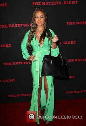 Hayley Marie Norman - Premiere of The Weinstein Company's 'The Hateful Eight' - Arrivals at ArcLight Cinemas Cinerama Dome -...