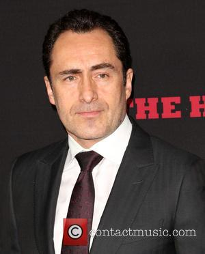 Demian Bichir - Celebrities attend The Hateful Eight premiere at ArcLight Hollywood Cinerama Dome. at ArcLight Hollywood Cinerama Dome -...