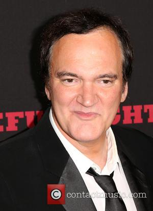 Quentin Tarantino - Celebrities attend The Hateful Eight premiere at ArcLight Hollywood Cinerama Dome. at ArcLight Hollywood Cinerama Dome -...