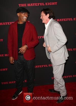 Samuel L. Jackson and Michael Madsen