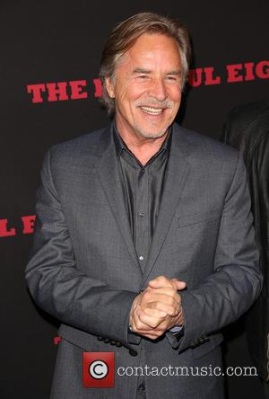 Don Johnson - Celebrities attend The Hateful Eight premiere at ArcLight Hollywood Cinerama Dome. at ArcLight Hollywood Cinerama Dome -...