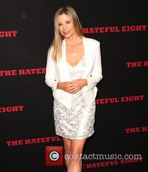 Mira Sorvino - Celebrities attend The Hateful Eight premiere at ArcLight Hollywood Cinerama Dome. at ArcLight Hollywood Cinerama Dome -...