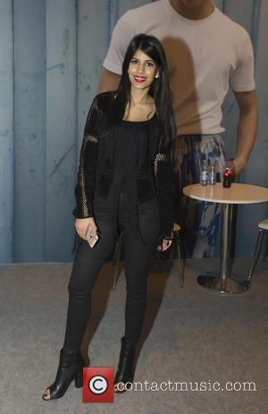 Jasmin Walia - The Clothes Show 2015 - Day 4 at NEC National Exhibition Centre, The Clothes Show - Birmingham,...