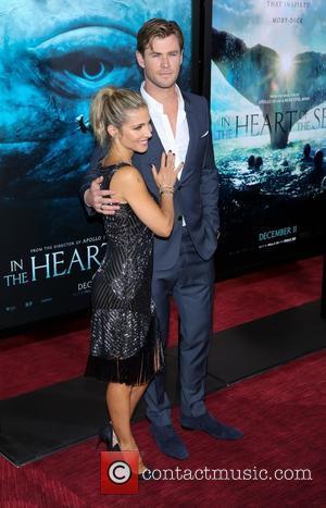 Elsa Pataky , Chris Hemsworth - New York Premiere of