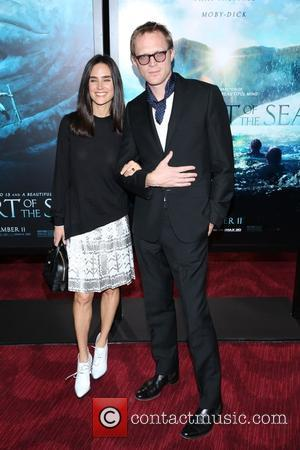 Jennifer Connelly , Paul Bettany - 'In The Heart Of The Sea' New York premiere at Frederick P. Rose Hall,...