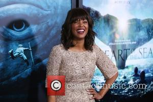 Aisha Tyler - 'In The Heart Of The Sea' New York premiere at Frederick P. Rose Hall, Jazz at Lincoln...