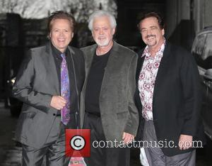 The Osmonds - The Osmonds outside ITV Studios - London, United Kingdom - Tuesday 8th December 2015