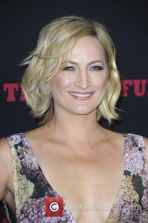 Zoe Bell - 'The Hateful Eight' premiere at ArcLight Hollywood Cinerama Dome - Arrivals - Los Angeles, California, United States...