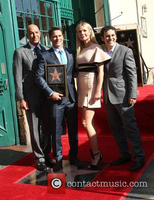 Tom Barrack, Rob Lowe, Gwyneth Paltrow and Fred Savage