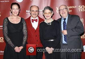 Harriet Harris, Stephen Derosa, Mary Louise Wilson and Lee Wilkof