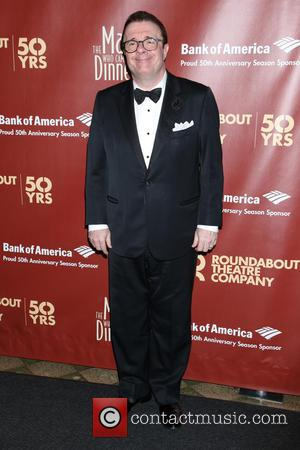 Nathan Lane - One night only reading of The Man Who Came To Dinner at Studio 54 - Party Arrivals...