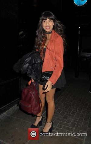 Jameela Jamil - Urban Decay x Gwen Stefani - VIP dinner at Hotel Chantelle - London, United Kingdom - Tuesday...