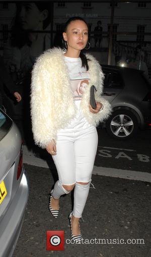 Leah Weller - Urban Decay x Gwen Stefani - VIP dinner at Hotel Chantelle - London, United Kingdom - Tuesday...