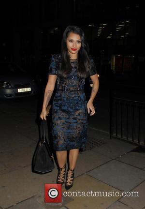 Vanessa White - Urban Decay x Gwen Stefani - VIP dinner at Hotel Chantelle - London, United Kingdom - Tuesday...