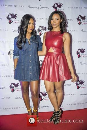 Sevyn Streeter and Vanessa Simmons