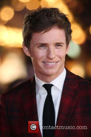 Eddie Redmayne - The Danish Girl UK premiere - Arrivals - London, United Kingdom - Tuesday 8th December 2015