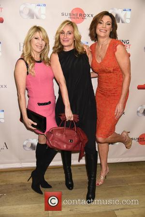 Ramona Singer, Sonja Morgan and Countess Luann De Lesseps