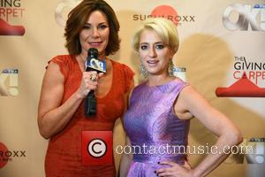Countess Luann De Lesseps and Dorinda Medley