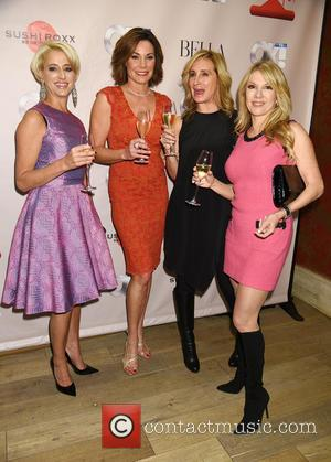 Dorinda Medley, Countess Luann De Lesseps, Ramona Singer and Sonja Morgan