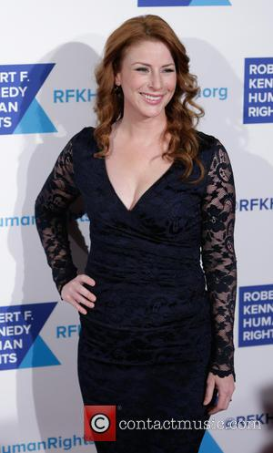 Diane Neal - 2015 Robert F. Kennedy Ripple Of Hope Awards - Arrivals at Hilton Midtown - New York, New...