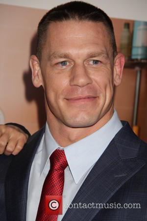 John Cena Hitting Nascar Circuit For Daytona 500