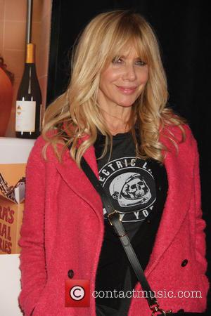 ROSANNA ARQUETTE - Premiere of 'Sisters' at Ziegfeld Theater - Arrivals at Ziegfeld Theater - New York City, New York,...