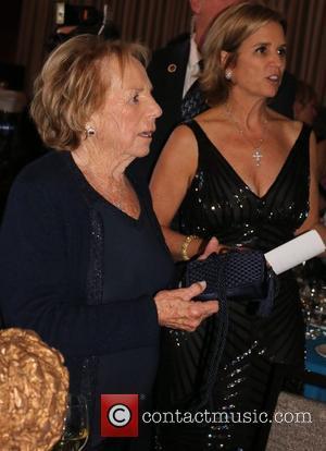 Ethel Kennedy and Kerry Kennedy