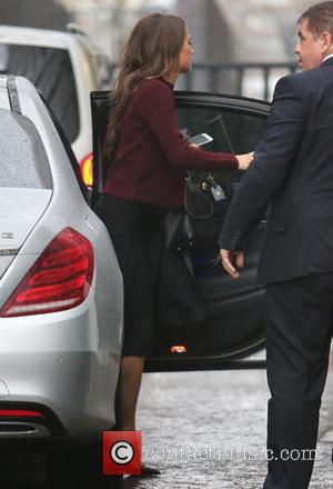 Alicia Vikander - Celebrities at the ITV studios - London, United Kingdom - Tuesday 8th December 2015
