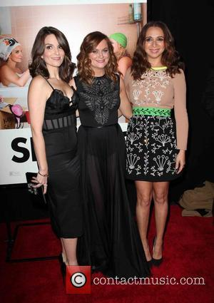 Tina Fey, Amy Poehler , Maya Rudolph - New York premiere of 'Sisters' at Ziegfeld Theater - Arrivals at Ziegfeld...