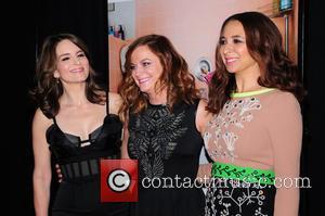 Tina Fey, Amy Pohler and Maya Rudolph