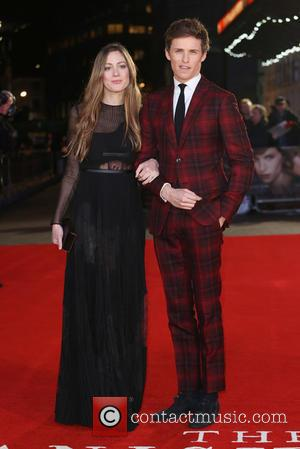 Hannah Bagshawe Eddie Redmayne - The Danish Girl UK premiere - Arrivals - London, United Kingdom - Tuesday 8th December...