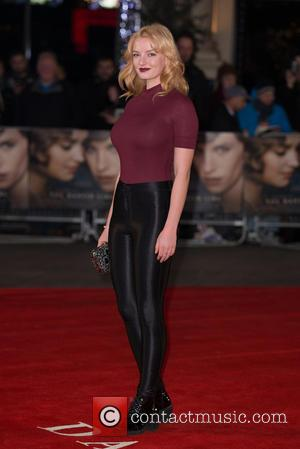 Dakota Blue Richards - The UK premiere of 'The Danish Girl' held at the Odeon Leicester Square - Arrivals at...