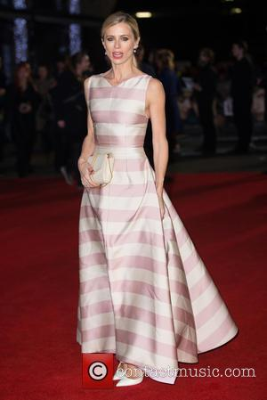 Laura Bailey - The UK premiere of 'The Danish Girl' held at the Odeon Leicester Square - Arrivals at Odeon...