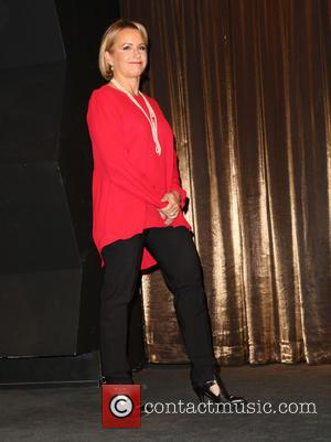 Gabrielle Carteris - Celebrities attend 22nd Annual Screen Actors Guild Awards Nominations Announcement at SilverScreen Theater at the Pacific Design...