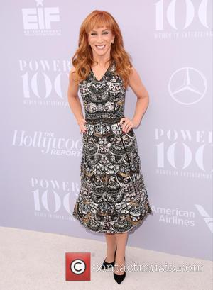 Kathy Griffin - Celebrities attend 24th annual Women in Entertainment Breakfast hosted by The Hollywood Reporter at Milk Studios. at...
