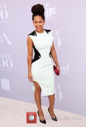 Meagan Good - Celebrities attend 24th annual Women in Entertainment Breakfast hosted by The Hollywood Reporter at Milk Studios. at...