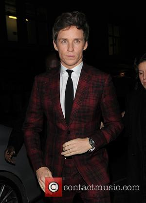Eddie Redmayne - Eddie Redmayne attends The Danish Girl - UK film  afterparty at Berners Tavern,  The London...