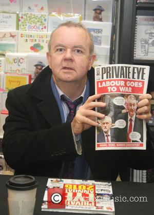 Ian Hislop - Journalist and team captain on 'Have I Got News for You' Ian Hislop, attends a book signing...