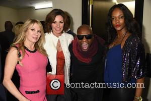 Ramona Singer, Countess Luann De Lesseps, Jerry Wonda and Yveline Dossous