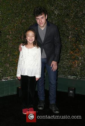 Aubrey Anderson-emmons and Nolan Gould