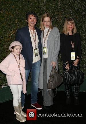 Lou Diamond Phillips, Yvonne Boismier Phillips and Indigo Sanara