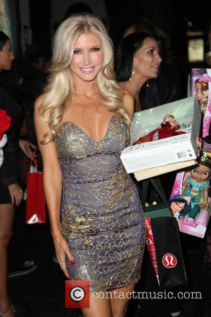 Brande Roderick - Babes in Toyland annual charity holiday party at Avalon Nightclub, Hollywood - Arrivals at Avalon Nightclub -...