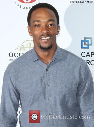 Anthony Mackie - The Shakespeare Center of Los Angeles 25th Annual Simply Shakespeare Benefit at The Broad Stage - Arrivals...